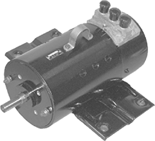 эл.двигатель стрелочн